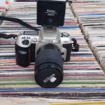 φωτογραφική μηχανή παλιά Nikon