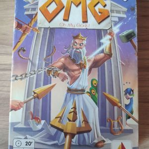 OMG επιτραπέζιο παιχνίδι με κάρτες