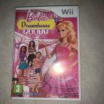 Wii κασέτες just dance ,tennis ,Barrie dreamhouse