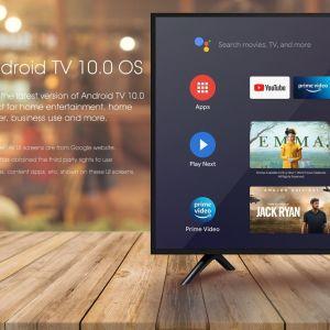 TV BOX ΧΩΡΙΣ Συνδρομές MECOOL ATV KM6 Deluxe 4/64GB Amlogic S905X4 Google Certified 4K Android TV Box