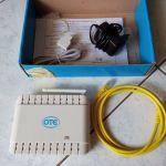 ZTE ZXHN H108NS 4 Port DSL Wireless Router