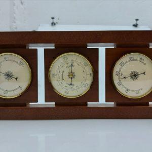Βαρόμετρο - υγρασιόμετρο - θερμόμετρο