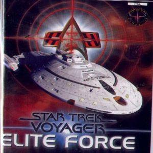 STAR TREK VOYAGER ELITE FORCE - PS2