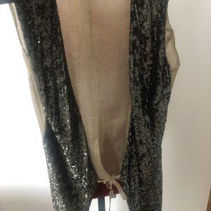 Γιλέκο Παγιετα Μετάξωτο Rococo / Sequinned-Silk Vest Rococo