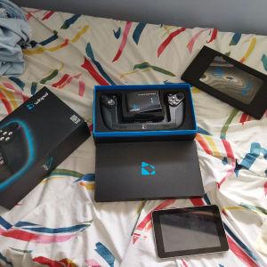 Gaming tablet Wikipad 7 ''