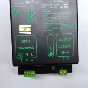 Murr electronic power supply