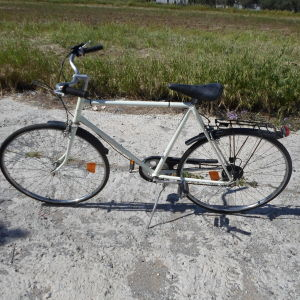αντρικό ποδήλατο SACHS