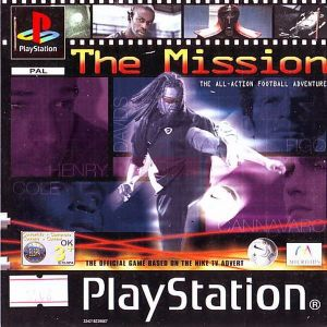 THE MISSION - PS1