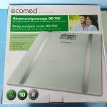 ζυγαριά ηλεκτρονικη,λιπομετρητής Medisana ECOMED BS 70E και IKEA KILAN,μαζι=20€