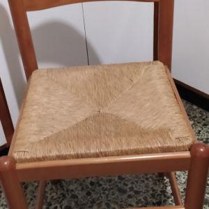 Vintage  4 καρέκλες.