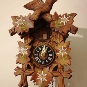 Ρολόι τοίχου - κουκος