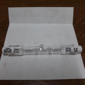 4 Λάμπες R7s 78mm. 230V 150W Ιωδίνης κλασικές καινούριες