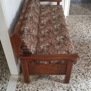 2 Καναπέδες κρεβάτια με αποθηκευτικό χωρο