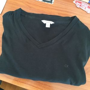 Calvin Klein V neck t-shirt