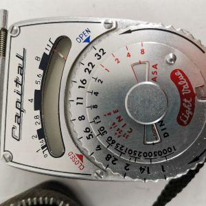 φωτόμετρο εποχής λειτουργικό