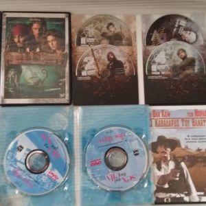 ΣΥΛΛΟΓΗ 170 ΤΑΙΝΙΕΣ-DVD!!!