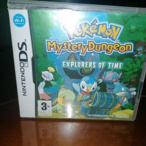 Pokemon Nintendo Ds game mystery dungeon