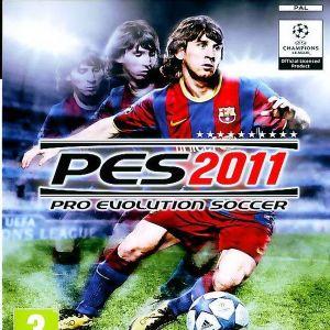PRO EVOLUTION SOCCER 2011 - PS2