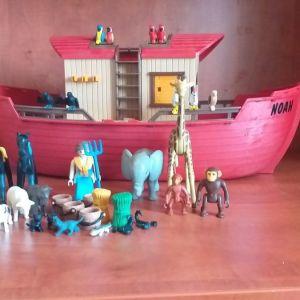 Συλλεκτικο Playmobil 3255 Κιβωτος του Νωε
