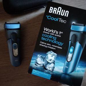 Ξυριστικη μηχανή προσώπου Braun Ct4s