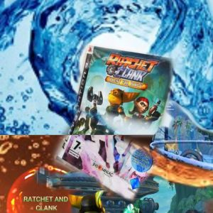RATCHET AND CLANK QUEST FOR BOOTY PS3 (ΣΦΡΑΓΙΣΜΕΝΟ)