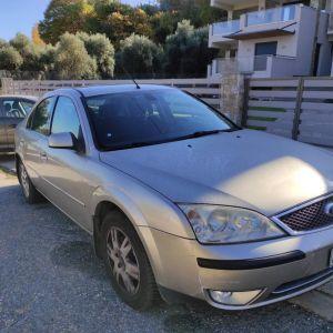 Ford Mondeo '04 2.0 GHIA ΒΕΝΖΙΝΗ/ΑΕΡΙΟ -ΙΔΙΩΤΗΣ
