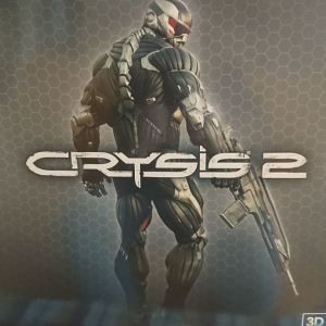 Crysis 2 collector's edition ps3 games