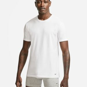 Nike Slim Fit Crew-Neck (2-Pack) Φανελάκια Dri-Fit T-shirt Μέγεθος XL 4τεμάχια