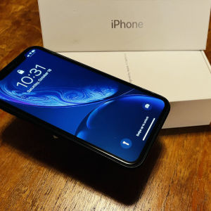 iPhone XR 64GB ΜΑΥΡΟ (Apple)