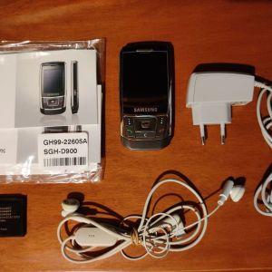 Samsung SGH D900i κινητό τηλέφωνο