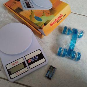 Ψηφιακή ζυγαριά 10 κιλών + Συσκευή μασάζ
