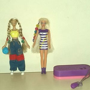 Φιγουρες Barbie (Mattel, 2000)