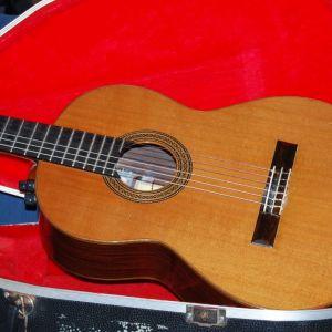 Ηλεκτροκλασική κιθάρα Sanchis 38bis