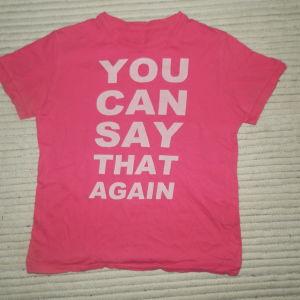 benetton μπλουζα για 3-4χρ με μεγαλη φορμα