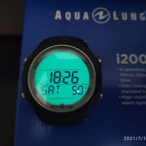 Kαταδυτικο ρολοι Agualung i200