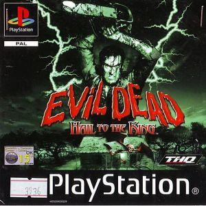 EVIL DEAD - PS1