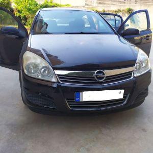 2007 Opel Astra H-Lpg
