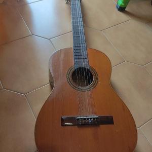 κλασική κιθάρα έτος 1992