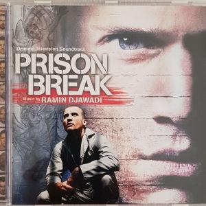 PRISON BREAK ORIGINAL TELEVISION SOUNDTRACK CD