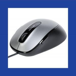 Αγγελιες Ποντικι υπολογιστη ενσυρματο επαγγελματικο Microsoft Comfort Mouse 4500 USB wired black grey 2006 Καινουργιο