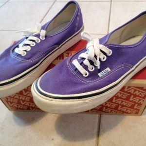Παπούτσια VANS μωβ