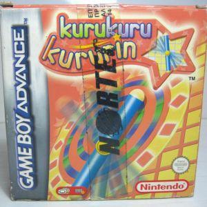 NINTENDO GAME BOY ADVANCE KURUKURU KURURIN BRAND NEW