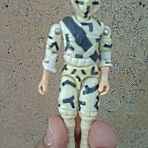 "Vintage Φιγούρα G.I. Joe ""Storm Shadow"" (Ver.2) [Hasbro]"