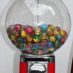 ΑΥΤΟΜΑΤΟΣ ΠΩΛΗΤΗΣ ΓΙΑ ΜΠΑΛΑΚΙΑ 32MM VENDING MACHINE BOUNCY BALL