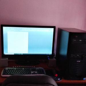 Πωλείται Pc Desktop σε Εξαιρετική Κατάσταση