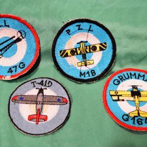 Διακριτικά της Ελληνικής Πολεμικής Αεροπορίας (18 ευρώ).