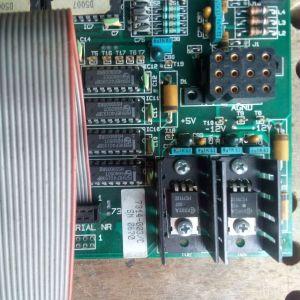 κάρτα delem 7314-003/C Mainboard  μητρική κάρτα  υπολογιστή στραντζας