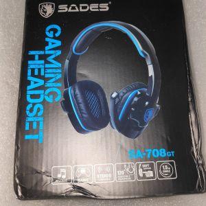 Gaming Headset SADES SA-708GT