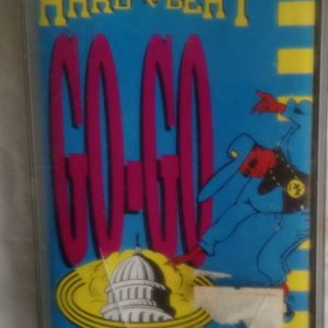 HARD TO BEAT-GO GO VOLUME 2-ΚΑΣΣΕΤΑ