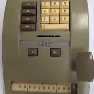 Vintage Contex-10 mechanical calculator!